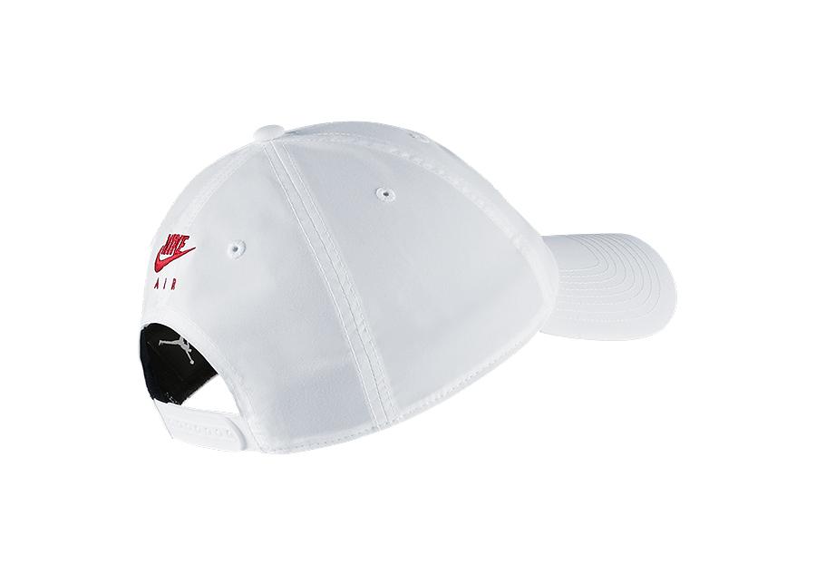 75b85df571bee NIKE AIR JORDAN HERITAGE86 LEGACY FLIGHT HAT WHITE price 422.50R ...