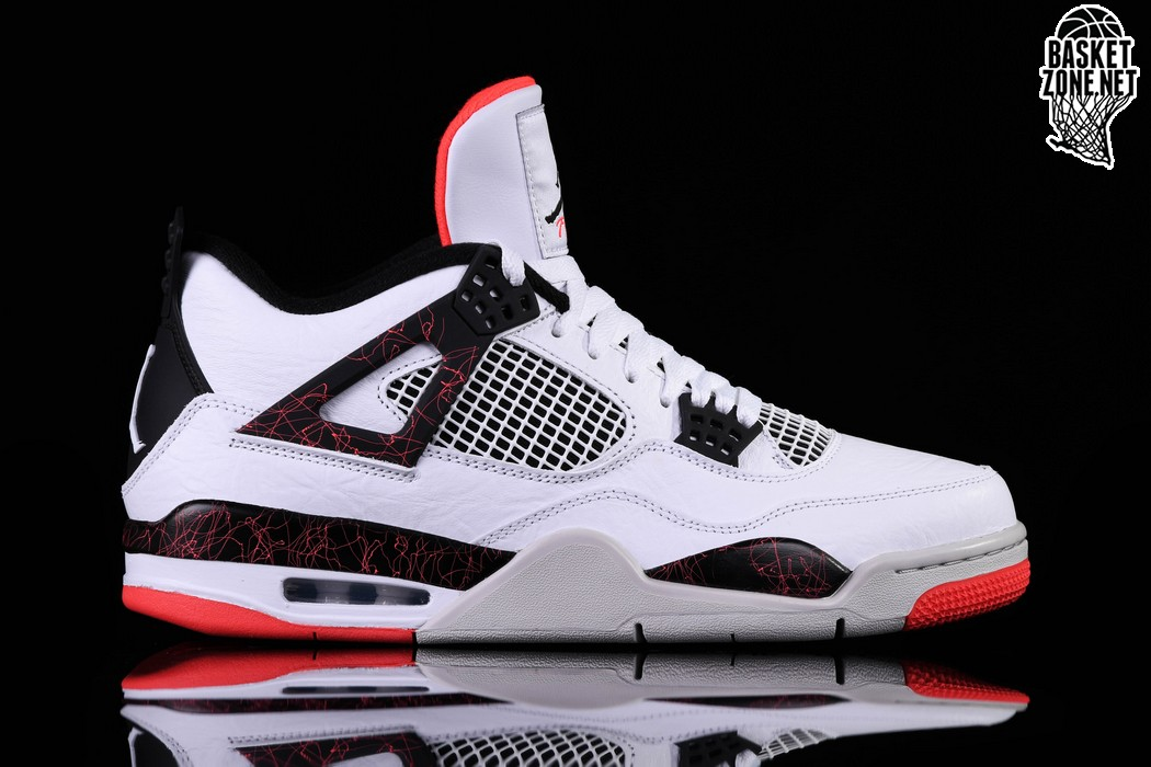 Pour €175 Jordan 4 Hot Air 00 Nike Retro Lava CxodWrBe