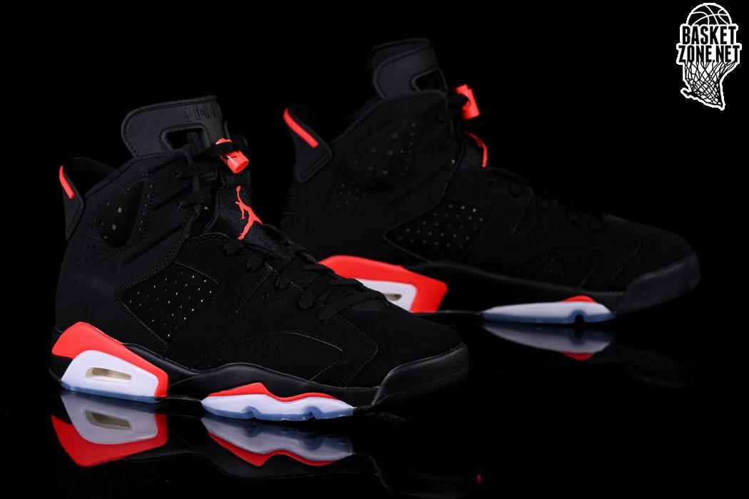 €227 Retro Infrared Price Air Black Nike Jordan 6 50 DEH9W2IY