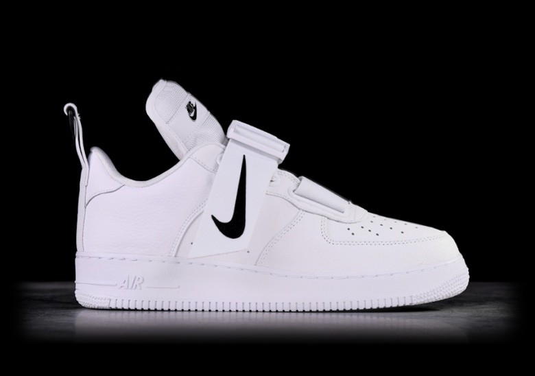 sports shoes 0a153 a2fb0 NIKE AIR FORCE 1 UTILITY WHITE
