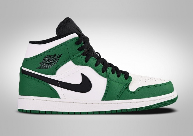 NIKE AIR JORDAN 1 RETRO MID SE PINE GREEN