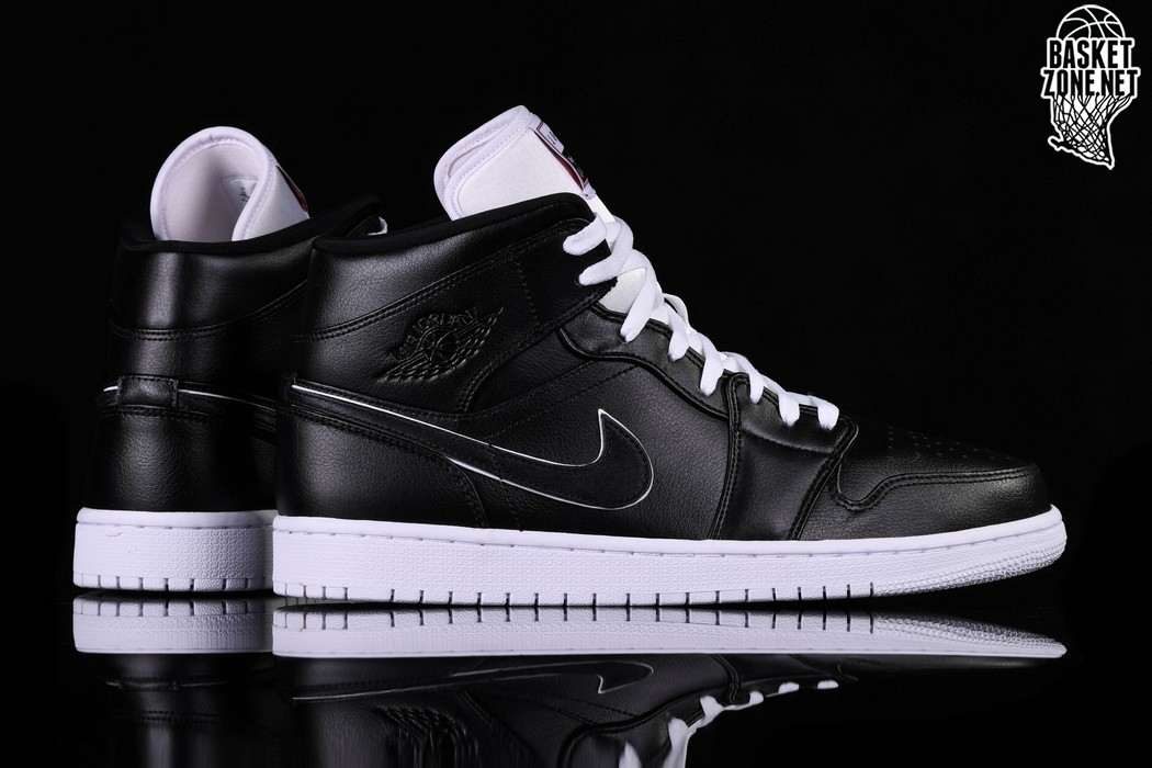 best sneakers 51bff 6ecfc NIKE AIR JORDAN 1 RETRO MID SE MAYBE I DESTROYED THE GAME. 852542-016