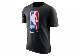 NIKE NBA TEAM 31 DRY TEE BLACK
