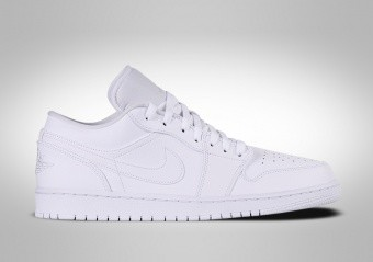 NIKE AIR JORDAN 1 RETRO LOW WHITE