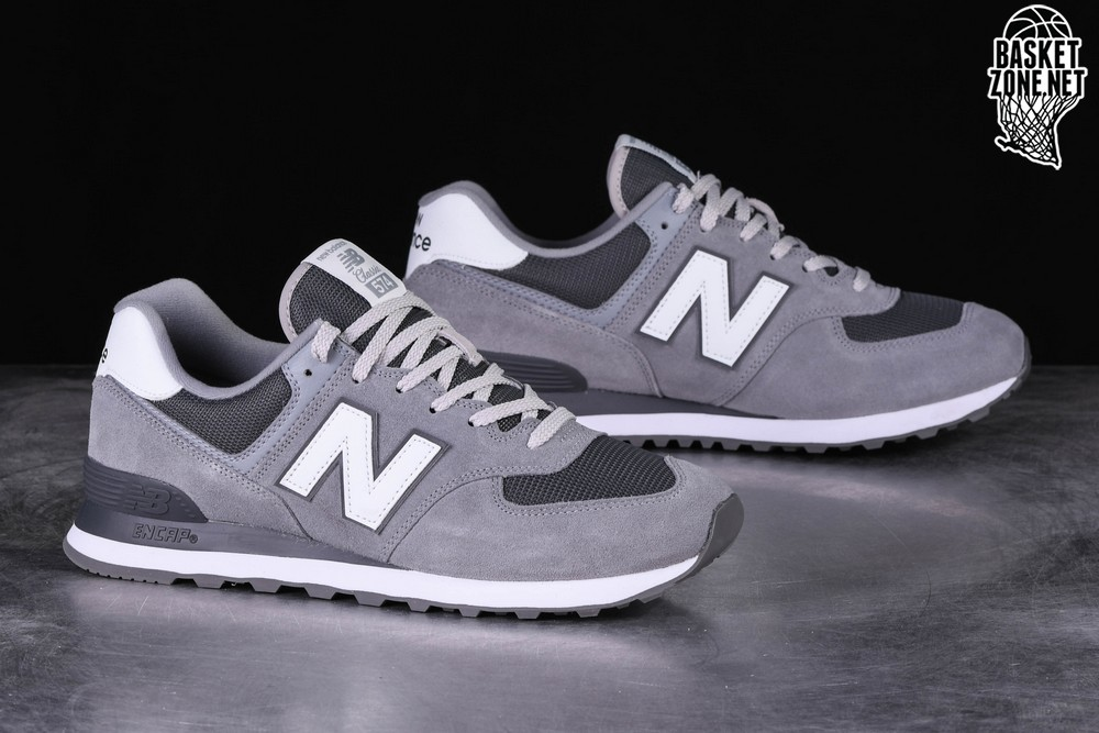 outlet store 5d462 0d359 NEW BALANCE 574 STEEL WITH MAGNET price €82.50 | Basketzone.net