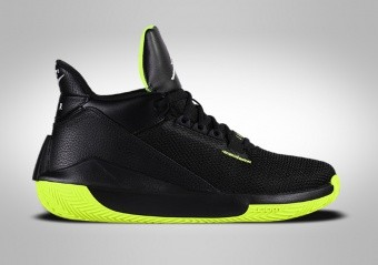 NIKE AIR JORDAN 2X3 BLACK VOLT