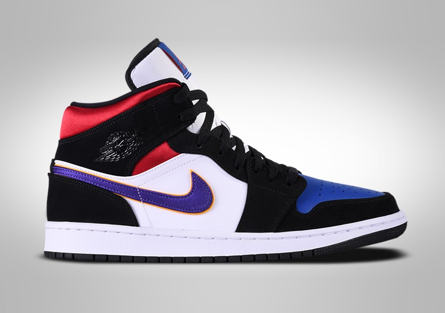 Nike Air Jordan 1 Retro Mid Se Top 3 Por 132 50 Basketzone Net