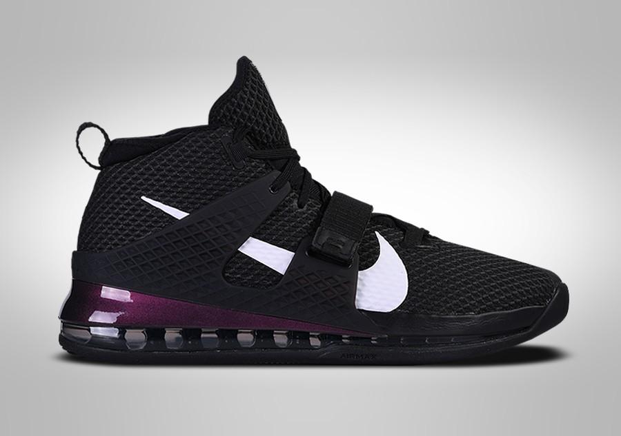 Nike Air Force Max Ii Black Purple Anthony Davis Price