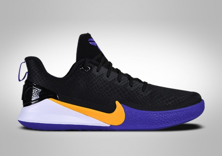 NIKE KOBE MAMBA FOCUS LAKERS