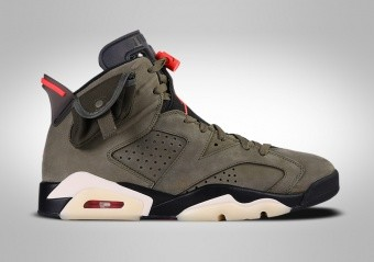NIKE AIR JORDAN 6 RETRO SP TRAVIS SCOTT