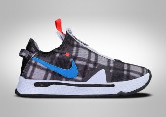 NIKE PG 4 PLAID PAUL GEORGE
