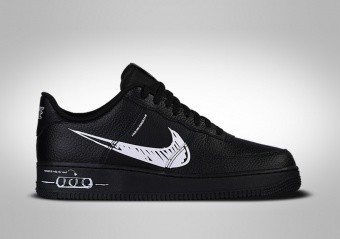 NIKE AIR FORCE 1 LOW LV8 SKETCH BLACK