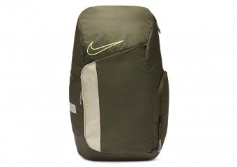 NIKE HOOPS ELITE PRO SMALL BACKPACK CARGO KHAKI
