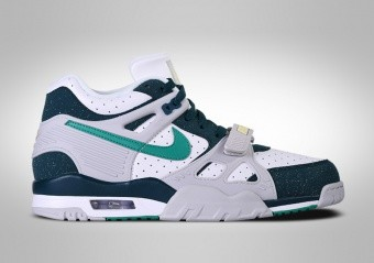 NIKE AIR TRAINER 3 RETRO WHITE MIDNIGHT TURQUOISE