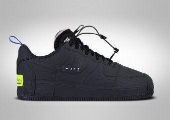 NIKE AIR FORCE 1 LOW EXPERIMENTAL BLACK