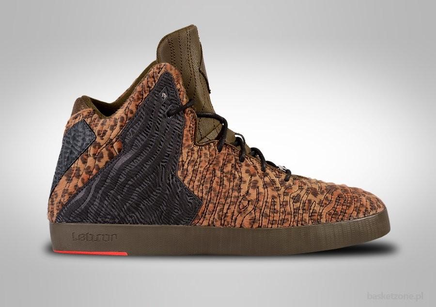 sports shoes 23a6e 66903 NIKE LEBRON XI NSW LIFESTYLE LEOPARD EDITION price €105.00 ...