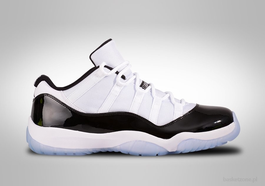 NIKE AIR JORDAN 11 RETRO LOW CONCORD