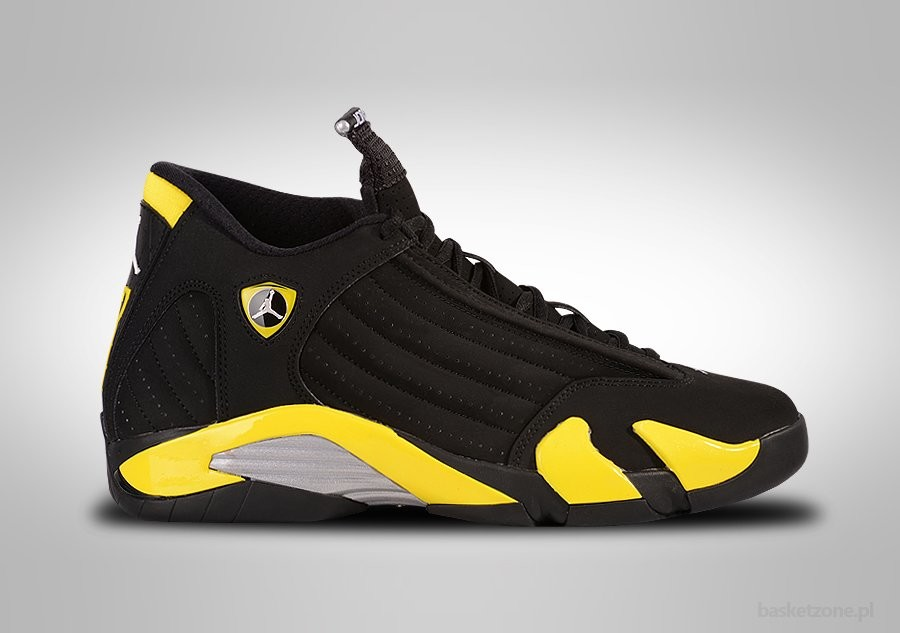 NIKE AIR JORDAN 14 RETRO THUNDER GS