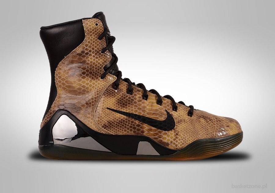 sports shoes 832e6 0ac68 NIKE KOBE 9 HIGH EXT QS SNAKESKIN