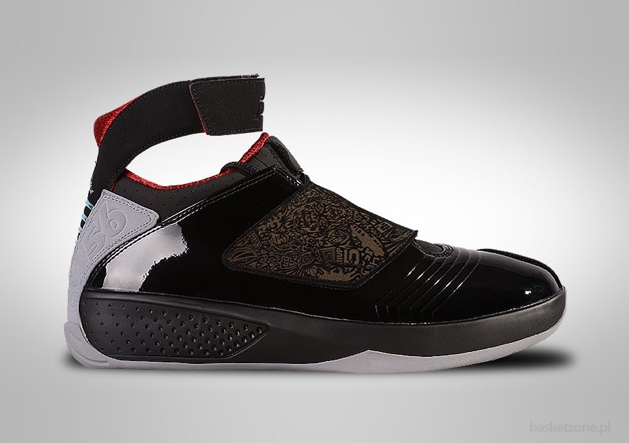 NIKE AIR JORDAN 20 RETRO BLACK STEALTH