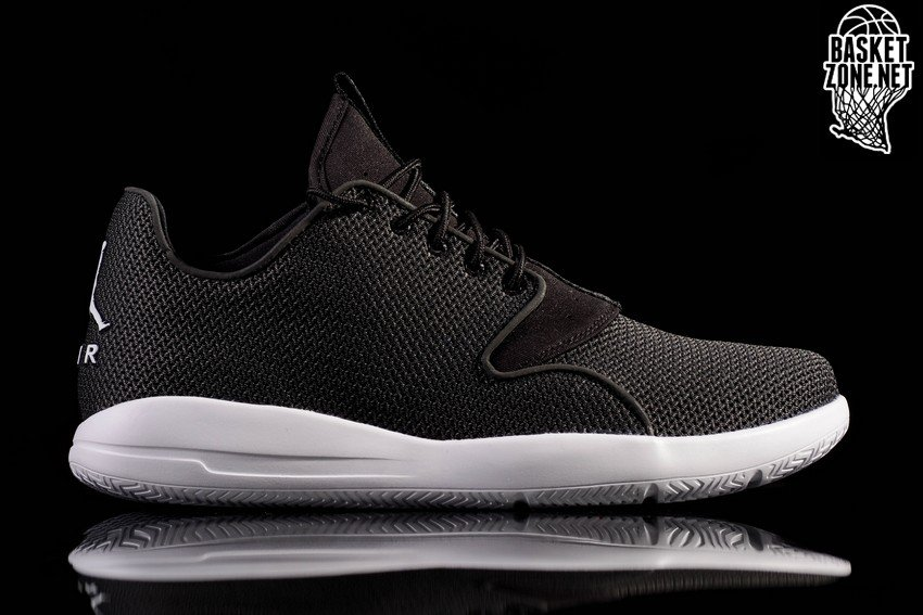 NIKE AIR JORDAN ECLIPSE BLACK WHITE ANTHRACITE