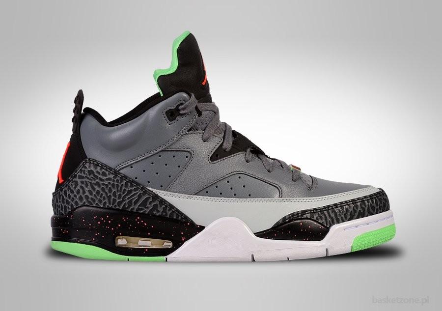 Nike Air Jordan Son Of Low Cool Grey Poison Green Price 135 00