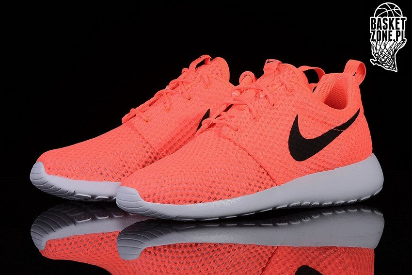 outlet store a5c49 b94ca NIKE ROSHE ONE BR HOT LAVA